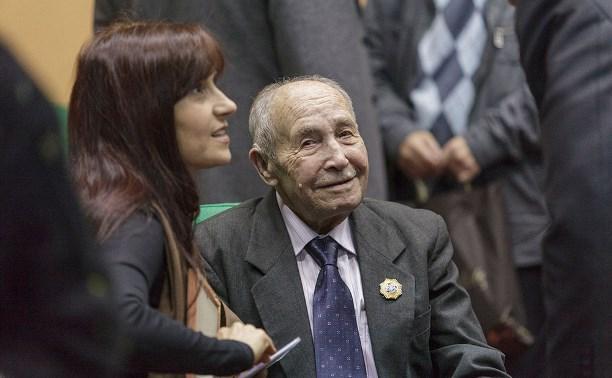 Председателю Тульского общества «Мемориал» исполнилось 95 лет