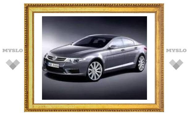 Volkswagen в январе покажет серийное купе