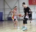 Баскетбольный «Арсенал» не смог взять реванш у «Ястребов»