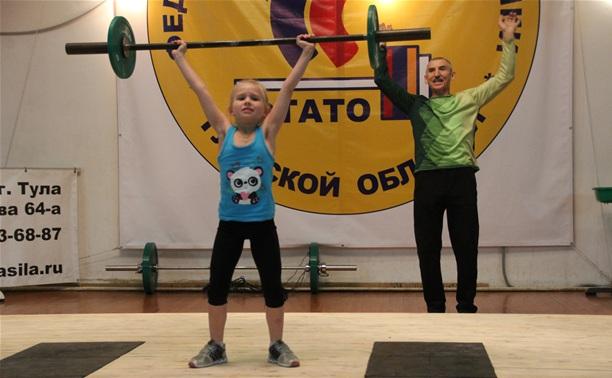 В Тулу вернулась тяжелая атлетика