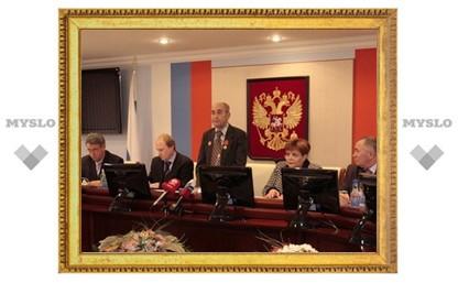 Общественную палату Тульской области возглавил праправнук Льва Толстого