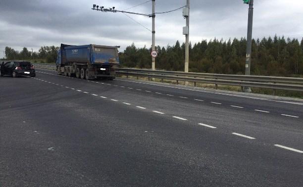 На автодороге «Калуга-Тула-Михайлов-Рязань» в аварии пострадал мужчина
