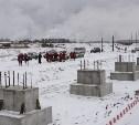 В Туле началось строительство литейно-прокатного комплекса