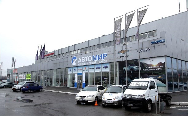Новая Toyota Camry в автосалоне «Автомир»