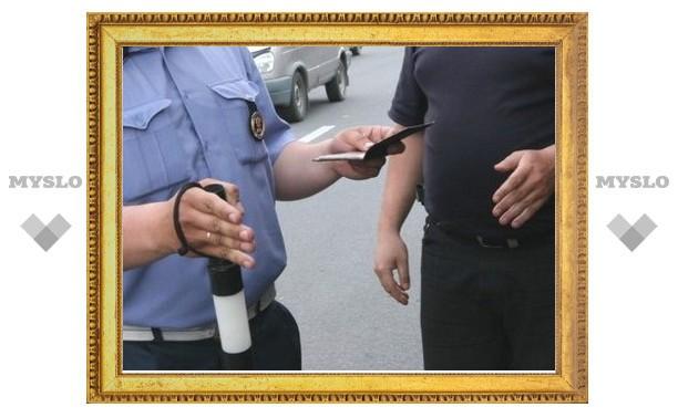 В Туле осудят гаишника за требование взятки