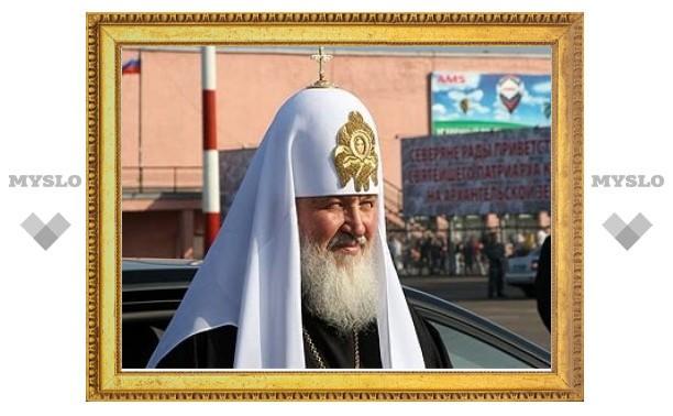 Московский патриархат изгонит из церкви неугодные СМИ