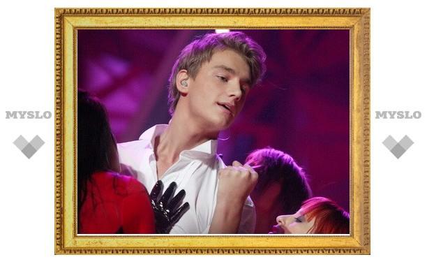 Сегодня Алексей Воробьев выступит на «Евровидении-2011»