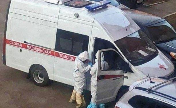 В Тульской области выявлено еще 58 заболевших коронавирусной инфекцией