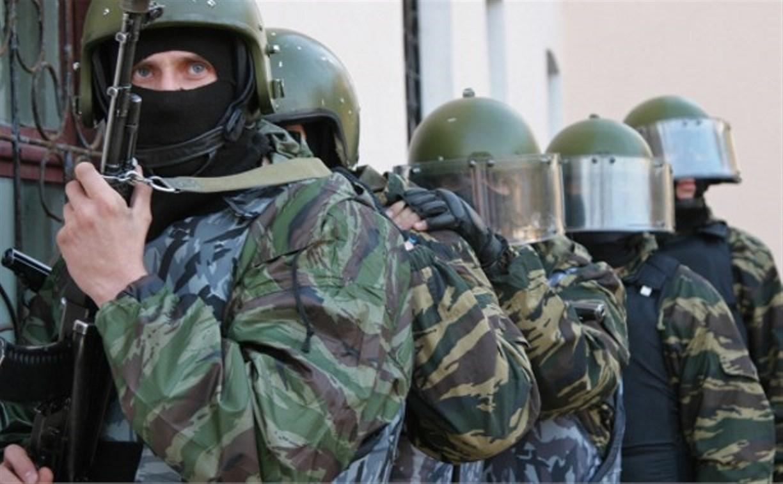 В Тульском педагогическом университете прошли антитеррористические учения