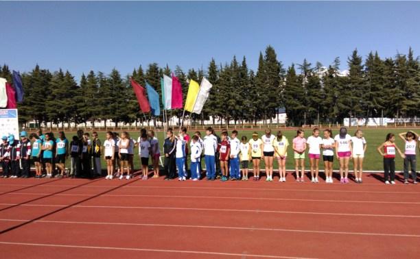 Тульские легкоатлеты блестяще стартовали на Черноморском побережье