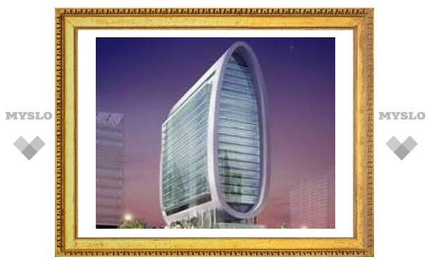 В Дубае построят Овальную башню