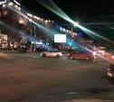 Улица Советская замерла в пробке из-за ДТП