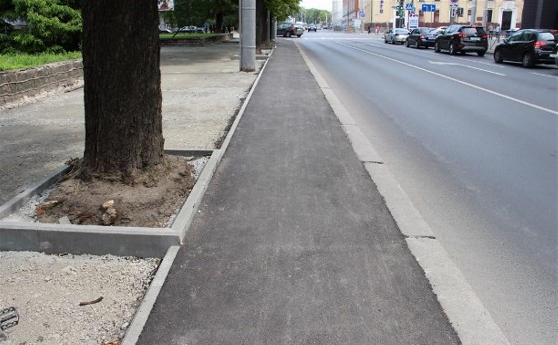 Где в Туле дополнительно отремонтируют дороги и тротуары: список адресов
