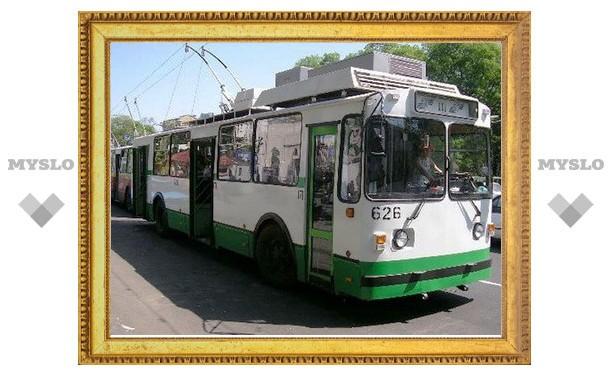 Троллейбус №4 изменит маршрут