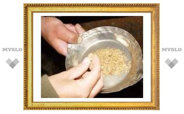 Налетчики похитили у магаданских старателей полкило золота