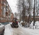 Рейд по придомовым территориям: какие тульские УК в числе нарушителей