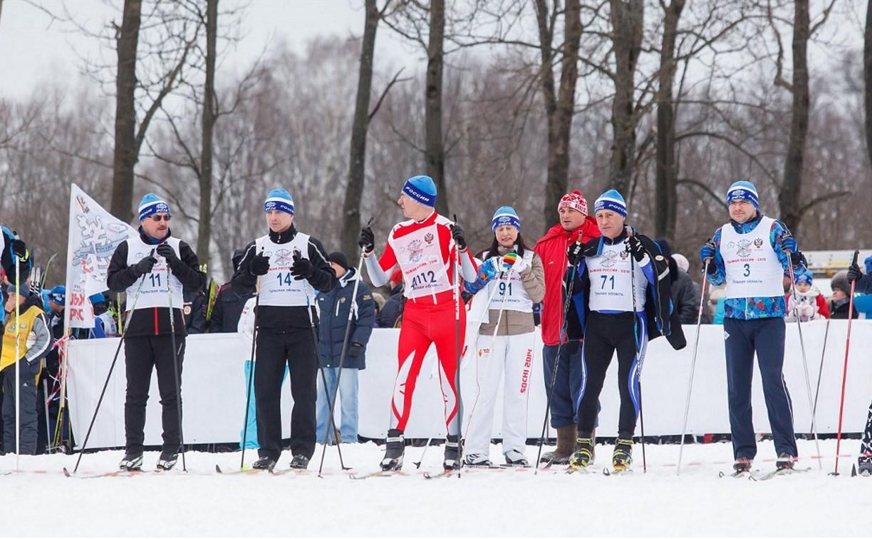 В Новомосковске пройдет местный этап «Лыжни России – 2017»