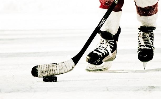 С хоккейной командой Тульской области сыграли «Легенды советского хоккея»