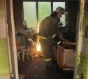 В Ефремове пожарные спасли мужчину