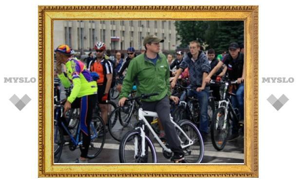 Первый тульский велопробег состоялся!