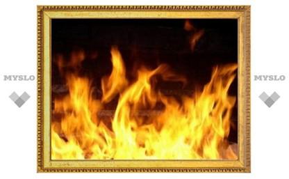 В Туле подросток случайно облил горящим бензином своего друга