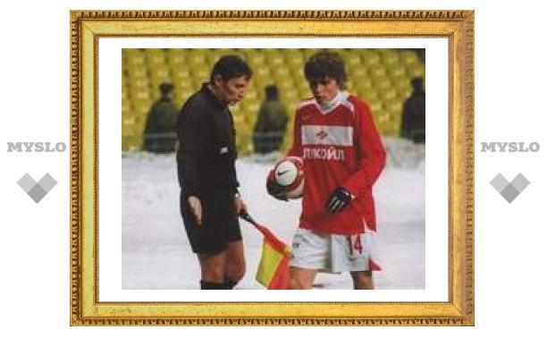 Тульские арбитры получили назначения на матчи Премьер-лиги