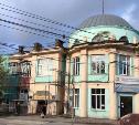 Чиновники о панелях на старинном здании: «Дом не является объектом культурного наследия»