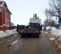 В Белёве после столкновения с большегрузом опрокинулся «Шевроле»