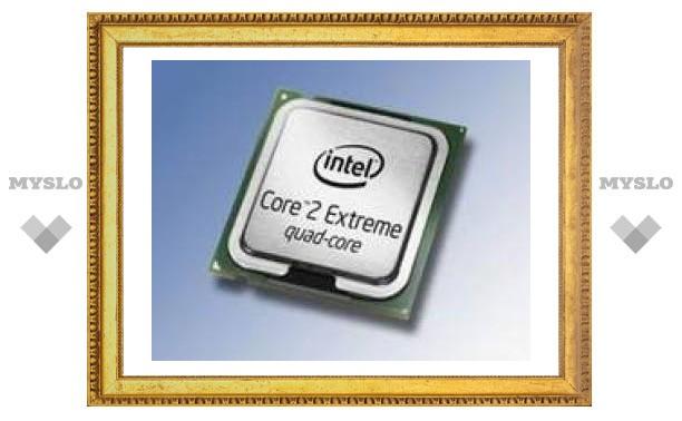 Выпущен новый четырехъядерный процессор Intel