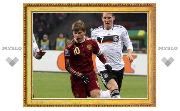 Аршавин заказал соперника на стыковые матчи ЧМ-2010