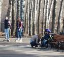 11 марта в Тульской области побит 18-летний температурный рекорд