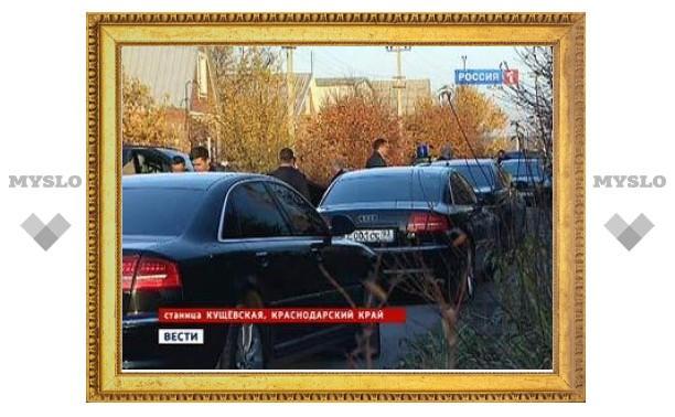 Задержан третий подозреваемый в массовом убийстве на Кубани