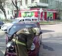 В Новомосковске в ДТП пострадала пенсионерка
