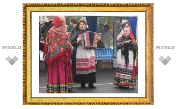 Туляки празднуют День области