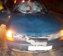 Под Узловой водитель «Дэу» насмерть сбил пешехода