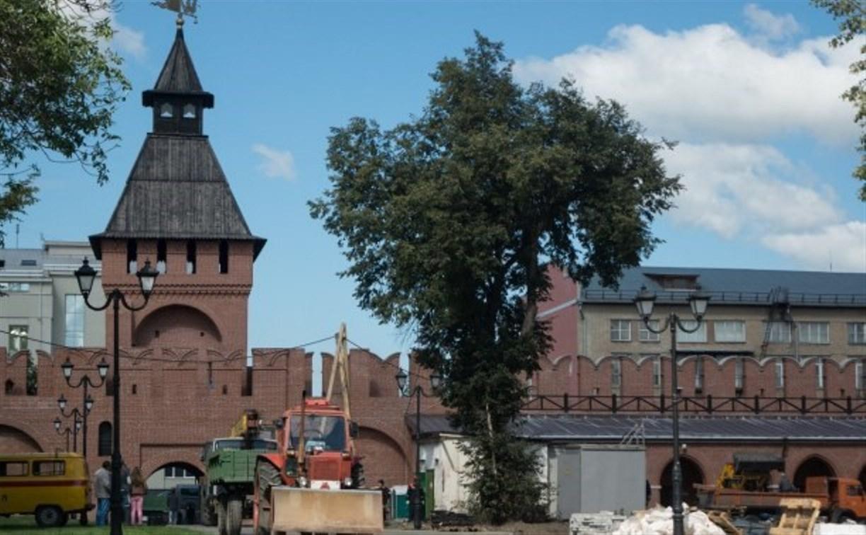 Тульский кремль освободили от энергообъектов
