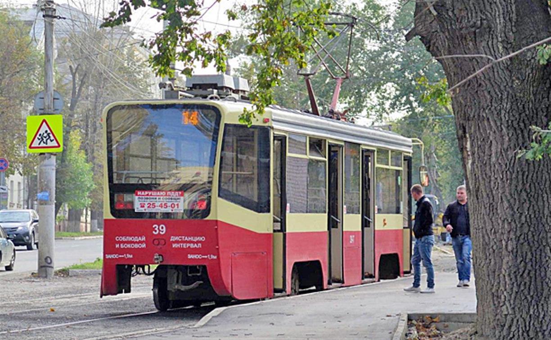 Тульское отделение «Городских проектов» осмотрело новые трамвайные пути на Ф. Энгельса в Туле