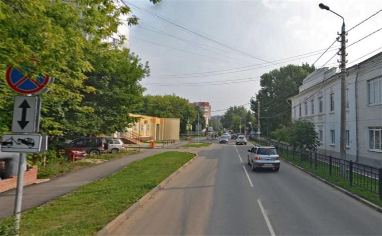 На улице Ленина туляк на «Ладе Калине» сбил ребенка