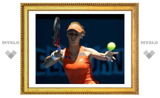 Дементьева и Кузнецова пробились в четвертьфинал Australian Open