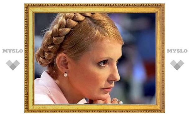 Тимошенко назвала незаконной возможную передачу ГТС России и ЕС