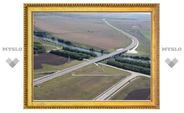 До 2019 года в России появится две тысячи километров платных дорог