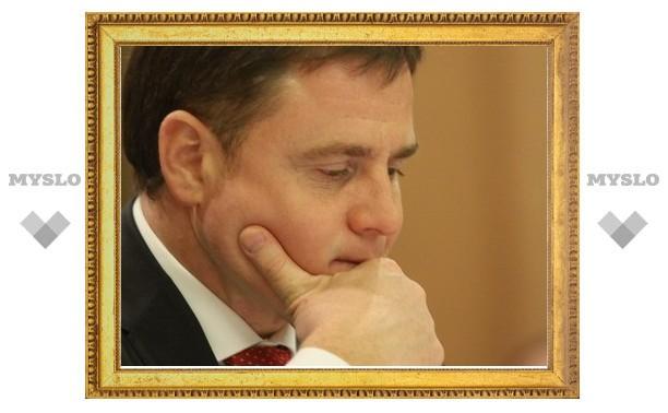 Владимир Груздев пригласил туляков поработать во власти