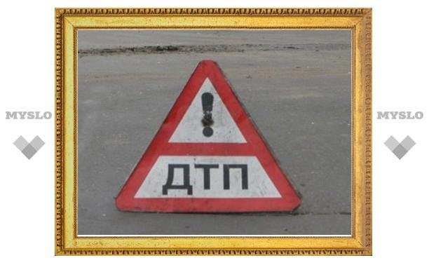 Под Тулой пьяному мотоциклисту после ДТП ампутировали голень