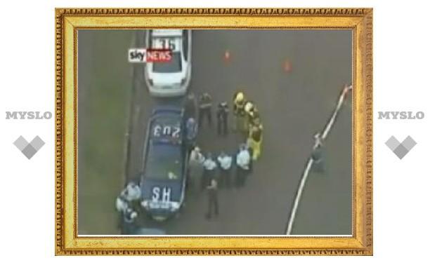 В устройстве на шее девушки из Сиднея не нашли взрывчатки