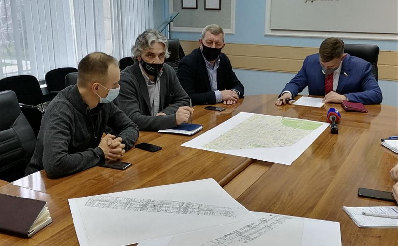 В Туле будут создавать маршрутную велосипедную сеть