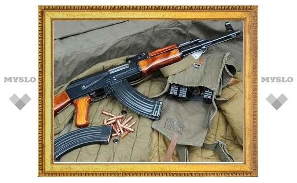 Минобороны отказалось от закупок АК-74