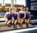 Туляки привезли 11 медалей с Первенства по спортивной гимнастике