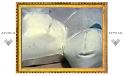 У туляка найдено 440 граммов героина