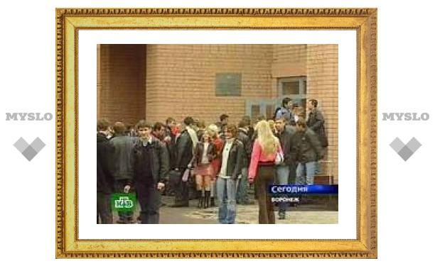 Воронежского студента избили за отказ поделиться едой