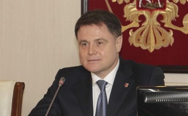 Владимир Груздев: «Контрольная комиссия постоянно проводит проверки»
